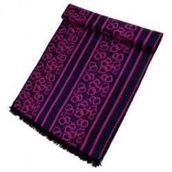 Zimní Hedvábný šátek dámský 100% SILK WWSS021