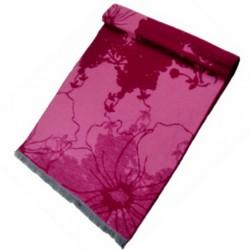 Zimní Hedvábný šátek dámský 100% SILK WWSS023