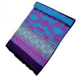 Zimní Hedvábný šátek dámský 100% SILK WWSS025