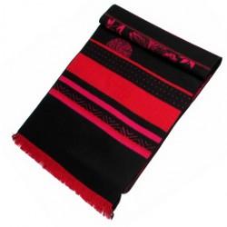 Zimní Hedvábný šátek dámský 100% SILK WWSS028