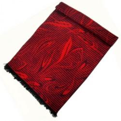 Zimní Hedvábný šátek dámský 100% SILK WWSS032