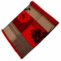Zimní Hedvábný šátek dámský 100% SILK WWSS034