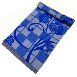 Zimní Hedvábný šátek dámský 100% SILK WWSS035