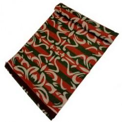 Zimní Hedvábný šátek dámský 100% SILK WWSS037