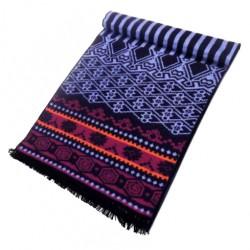 Zimní Hedvábný šátek dámský 100% SILK WWSS039