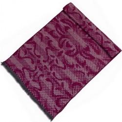 Zimní Hedvábný šátek dámský 100% SILK WWSS041