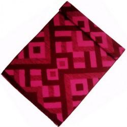 Zimní Hedvábný šátek dámský 100% SILK WWSS046
