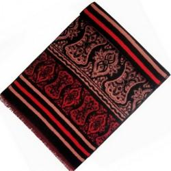Zimní Hedvábný šátek dámský 100% SILK WWSS047