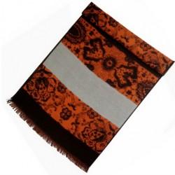 Zimní Hedvábný šátek dámský 100% SILK WWSS049