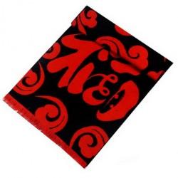 Zimní Hedvábný šátek dámský 100% SILK WWSS052