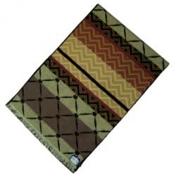Zimní Hedvábný šátek dámský 100% SILK WWSS054