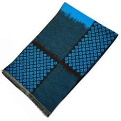 Zimní Hedvábný šátek dámský 100% SILK WWSS056
