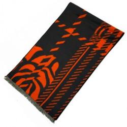 Zimní Hedvábný šátek dámský 100% SILK WWSS058