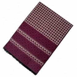 Zimní Hedvábný šátek dámský 100% SILK WWSS061