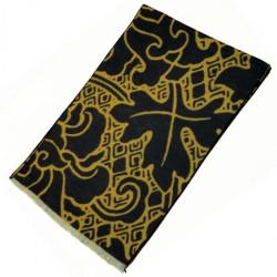 Zimní Hedvábný šátek dámský 100% SILK WWSS062
