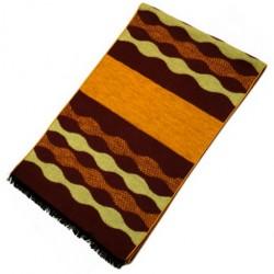 Zimní Hedvábný šátek dámský 100% SILK WWSS064