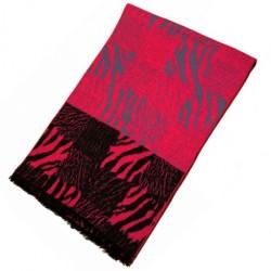 Zimní Hedvábný šátek dámský 100% SILK WWSS068