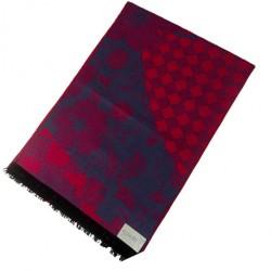 Zimní Hedvábný šátek dámský 100% SILK WWSS074