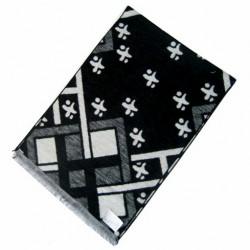 Zimní Hedvábný šátek dámský 100% SILK WWSS076