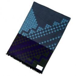 Zimní Hedvábný šátek dámský 100% SILK WWSS077