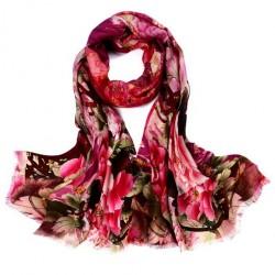Vlněný šátek 100% WOOL WS703