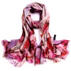 Vlněný šátek 100% WOOL WS705