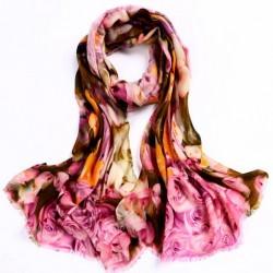 Vlněný šátek 100% WOOL WS706