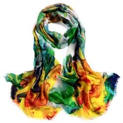 Vlněný šátek 100% WOOL WS707