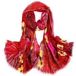 Vlněný šátek 100% WOOL WS8001