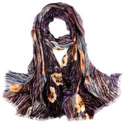 Vlněný šátek 100% WOOL WS8003