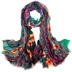Vlněný šátek 100% WOOL WS8004