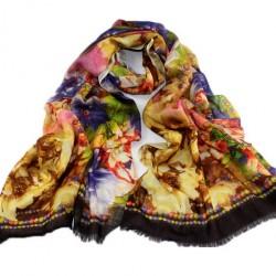 Vlněný šátek 100% WOOL WS1002