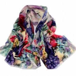 Vlněný šátek 100% WOOL WS1003