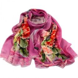 Vlněný šátek 100% WOOL WS10010