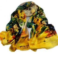 Vlněný šátek 100% WOOL WS10014