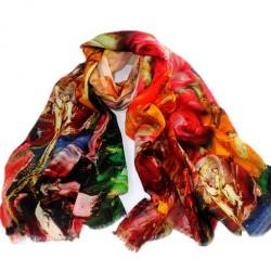 Vlněný šátek 100% WOOL WS1001