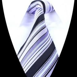 Hedvábná kravata světlá LD0783