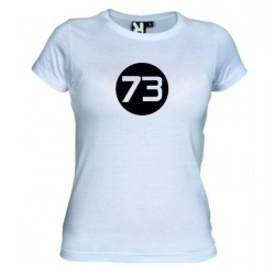 Dámské tričko 73 bílá