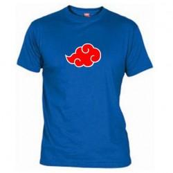 Pánské tričko Akatsuki modré