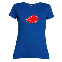 Dámské tričko Akatsuki modré