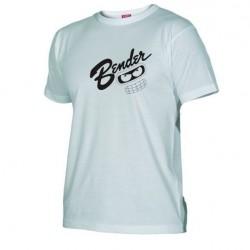 Pánské tričko Bender bílé
