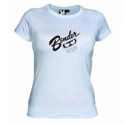 Dámské tričko Bender bílé