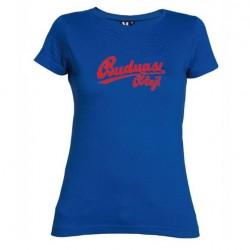 Dámské tričko Budu asi blejt modré