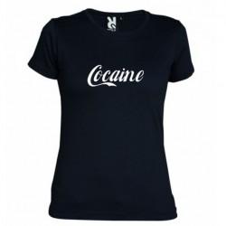Pánské tričko Cocaine černé