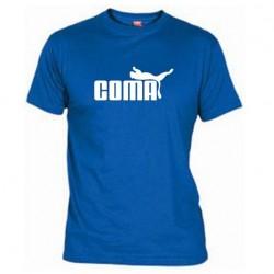 Pánské tričko Coma modré