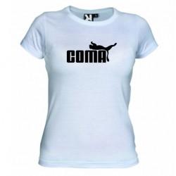 Dámské tričko Coma bílé