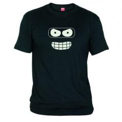 Pánské tričko Futurama černé
