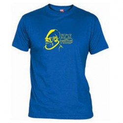 Pánské tričko It´s a trap modré