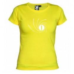 Dámské tričko James Bond žluté