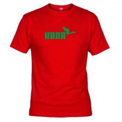 Pánské tričko Kuna červené